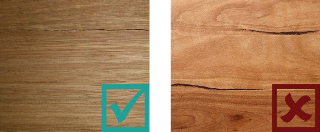 Sculptform Timber Grading - Checking Select