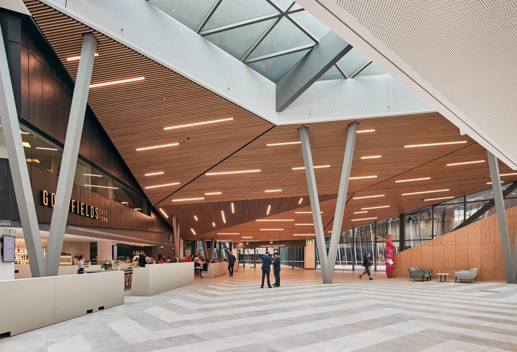 Sculptform Melbourne Convention and Exhibition Centre